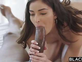 BLACKED School University Girl Vengeance Pounds Her Schoolteachers BIG BLACK COCK