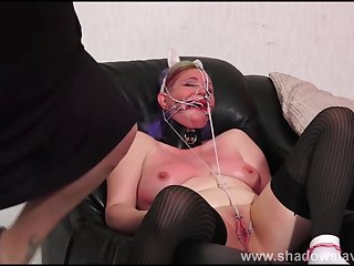Bizarre lesbian humiliation and pussy lashing be expeditious for amateur bd