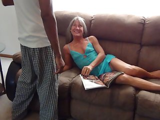 I'm Horny Again - Milf Wants Big Frowning Dick