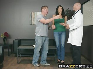 Brazzers - Doctor Adventures -  My Retrench Is Relevant Outside.