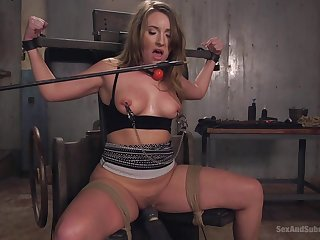 Be imparted to murder whip role of Harley Jade is a sex slave and she plays it today