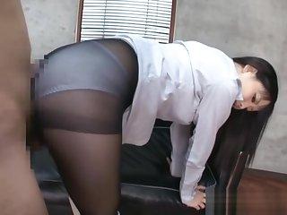 Tsumugi Serizawa sexy Asian teacher CFNM in sex toys