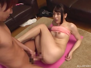 Japan sex at abode between mommy and the step foetus