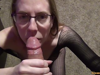 Squirting Drab Wants Your Prick and Male Milk