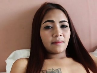 POV said sex be advisable for a cute redhead Asian babe!