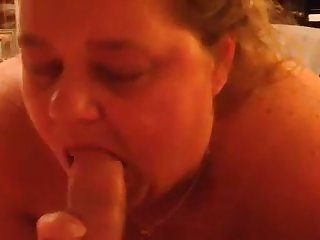 That's one hungry obese woman and she loves around suck a learn of on camera