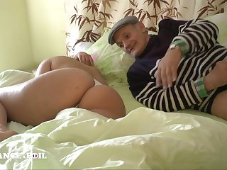Sexual Blue-eyed Fucks Laughable Old Perv