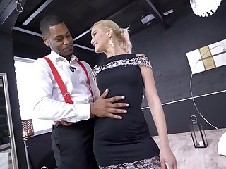 Anal and brutal gagging apropos scenes of BDSM XXX action