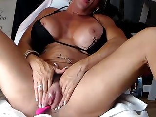 Oversized Clit And Puffy Pussy