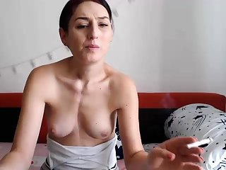 Amateur Nurse Striptease Webcam
